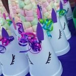 Unicorn party favour