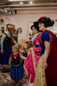 Fairest Skye Parties and Castle  Langley princess and Character Parties Best Venue